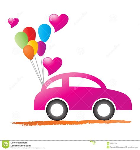 Just Married Auto Clipart Kostenlos by Just Married Car Clipart 80