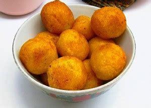 resep membuat bola bola ubi goreng lembut resepmembuatcom