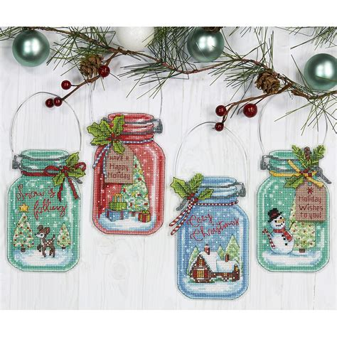 miele pt dimensions crafts jar ornaments counted cross stitch 70 08964 dimensions