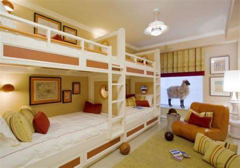 bedrooms 4 kids bunk beds for four wonderful space saving additions to