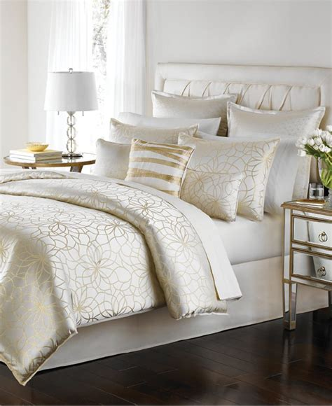 bedding at macy s martha stewart collection radiant day 9 pc comforter set