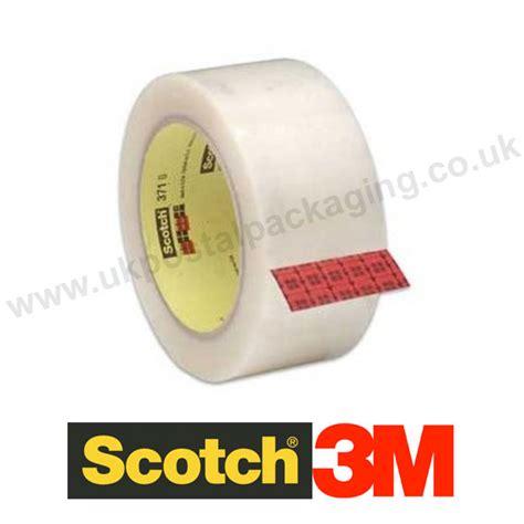 3m Scotch Box Sealing 313 Clear 48mm X 100m Isolasi Beningmura scotch 3m 371 clear packaging 48mm x 66m box of 36 rolls uk postal packaging