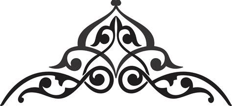 Lu Hias Sudut cara membuat ornamen hiasan pinggir kaligrafi suryalaya