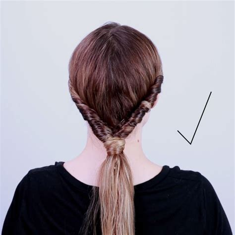 Easy Hairstyles For School For Hair by Best 25 Easy School Hairstyles Ideas On