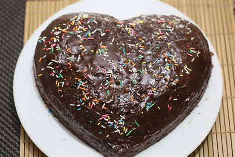 how to make a moist mayo chocolate cake 7 steps with pictures