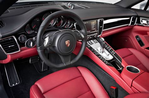 porsche panamera inside 2014 porsche panamera review and rating motor trend