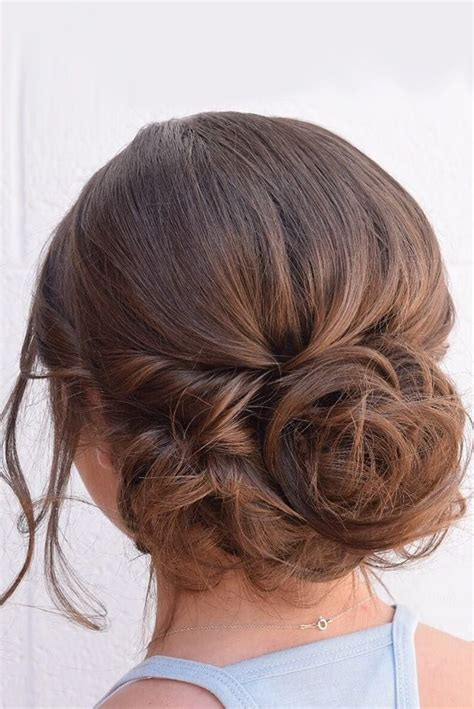 Bridesmaid Hairstyles For Thin Hair by 692 Best Wedding Bridesmaid Hairstyles Images On