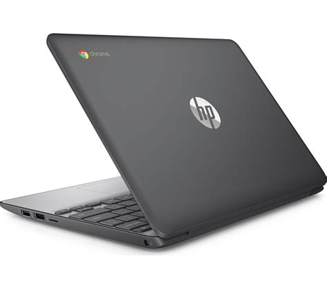 Hp Laptop 11 6 hp 11 v051na 11 6 quot chromebook grey deals pc world