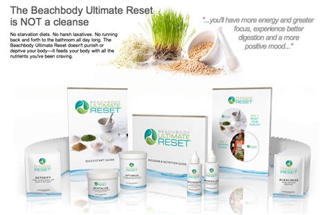 The Ultimate Reset Detox by Ultimate Reset Day 1 Golladayfit