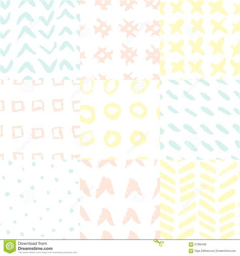 vector pattern rough rough pattern stock vector image 57395466