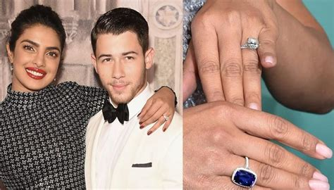 priyanka chopra tiffany engagement ring why engagement rings are always worn on the fourth finger