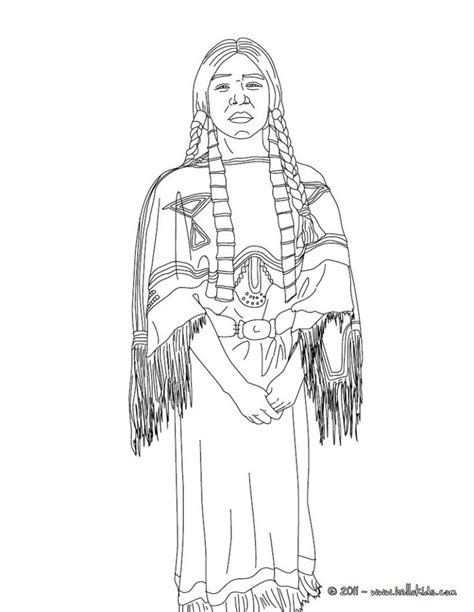 coloring page of native american indian coloring pages native americans coloring pages powhatan