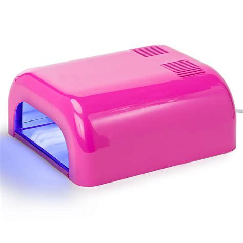 what wattage uv l for gel nails 36 watt uv nail l dryer gel polish manicure curing