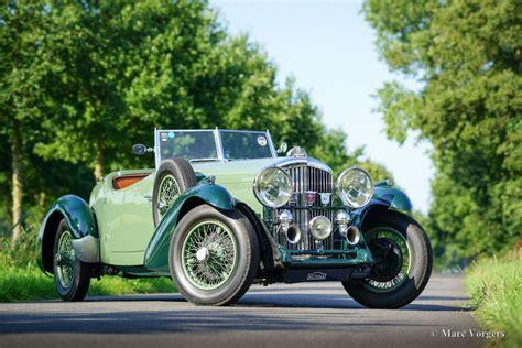 bentley derby bentley 3 189 litre sports 1934 classicargarage fr