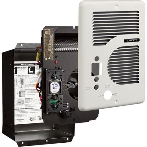 cadet baseboard heater manual cadet energy plus in wall heater 240 208 120 volt
