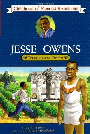 a picture book of owens owens record breaker by m m eboch reviews
