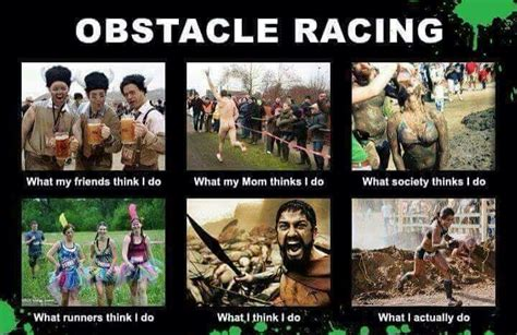 ocr humor spartan race training pinterest humor