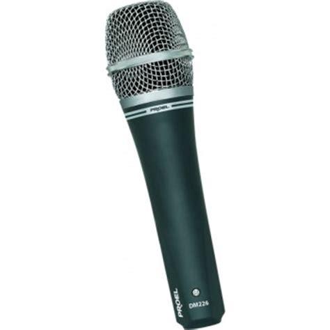 Proel Drumset Microphone Kit Dmh85 proel dynamic mircophones