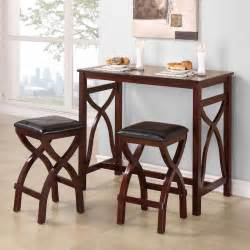 dining room impressive twin leather cushioned stools dining room small dining room furniture idea with