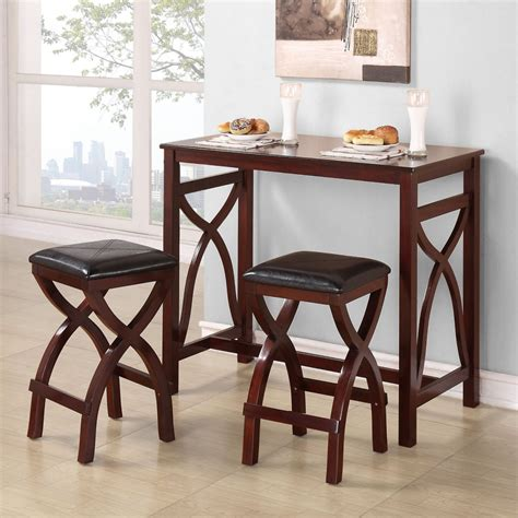 dining room sets for small apartments dining room impressive leather cushioned stools