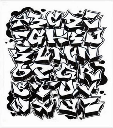 graffiti wall graffiti alphabet