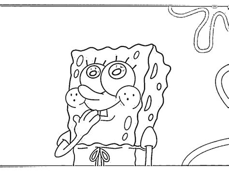 spongebob coloring pages games top 10 spongebob coloring pages pictures coloring pages
