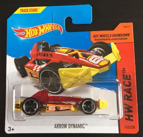 Die Cast Hotwheels Arrow Dynamic Arrow Dynamic Car Die Cast And Wheels Arrow