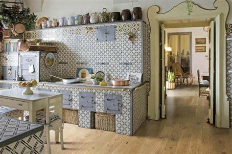 azulejos cocinas rusticas 1001 ideas de cocinas rusticas c 225 lidas y con encanto