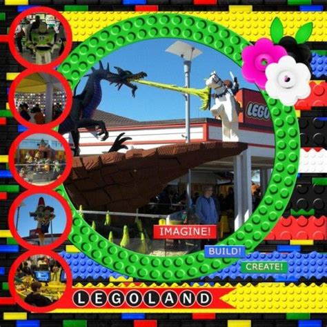 legoland layout 59 best images about legoland scrapbook page ideas on