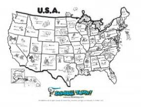 Usa Map Coloring Page by Scribble Blog Inspiring Creativity 187 United States