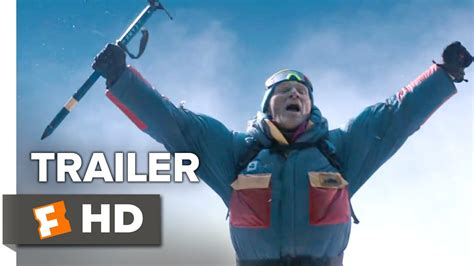 youtube everest film 2015 everest trailer 2 2015 jake gyllenhaal jason clarke