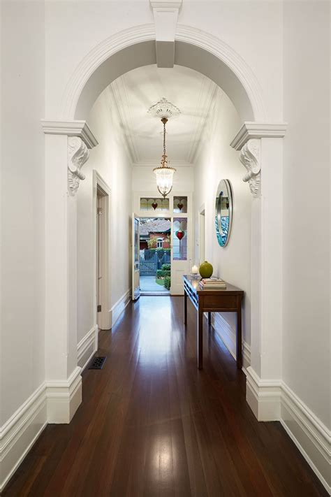 New Homes Decorated Models by Interior Room Arches Decoration Ideas