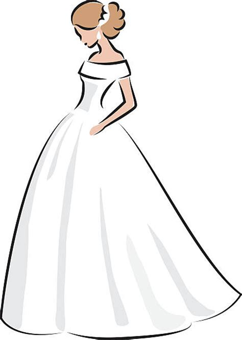 Wedding Clipart Color by Wedding Dress Clip Pink Www Pixshark Images