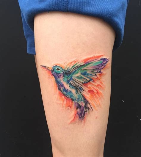 watercolor tattoos minneapolis 1000 ideas about watercolor hummingbird on