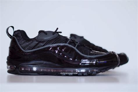 supreme nike air collab supreme x nike air max 98 shoes up