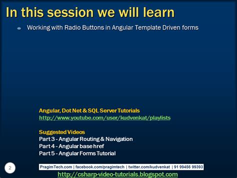 bootstrap tutorial presentation sql server net and c video tutorial bootstrap radio