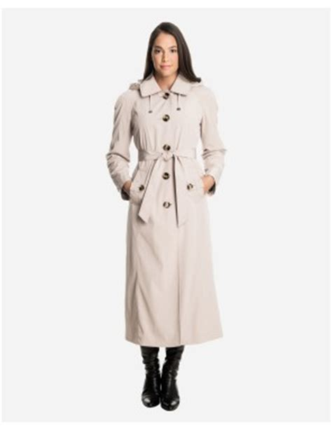trench coats for outerwear fog