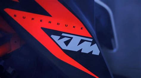 Ktm R Logo Answering The Question Quot Does The Ktm 1290 Duke R