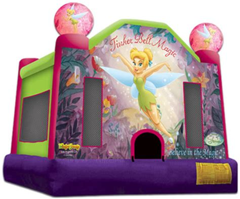 atherton bounce house rental: tinkerbell jumper rental in