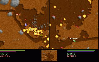 download liero | dos games archive