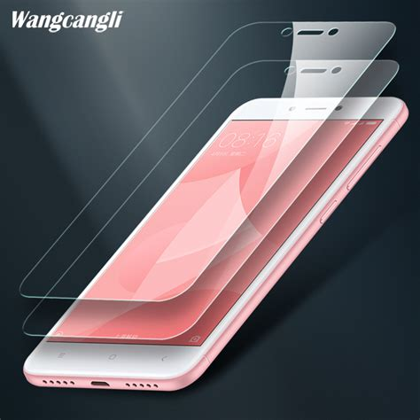 Xiomi Redmi 3 Temperred Glass Motiv 2 wangcangli glass for xiaomi redmi 4x 4a protective glass screen protector for xiomi redmi note 4