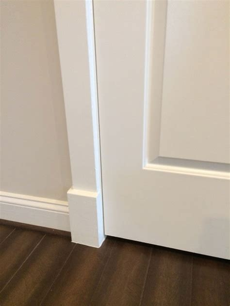 craftsman baseboard building your own custom home series part xx trim and