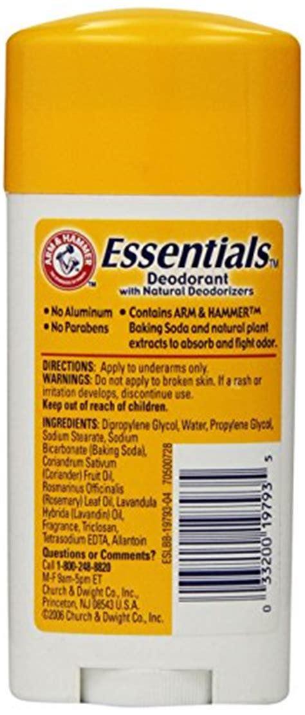 Hammer Galeri Herbal arm hammer essentials deodorant fresh 2 5 oz 033200197942 toolfanatic