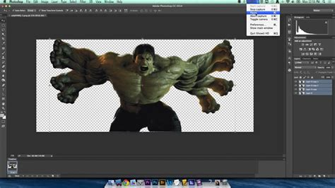 tutorial photoshop warp photoshop cc gif tutorial puppet warp youtube