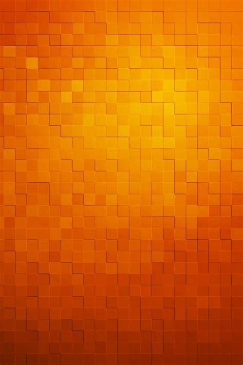 orange orange blocks wallpaper shades  orange
