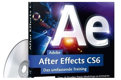 adobe after effects cs6 effekte herunterladen free