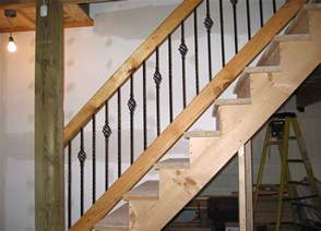 how to build a stair banister stairs right planning to build stair rail height build a