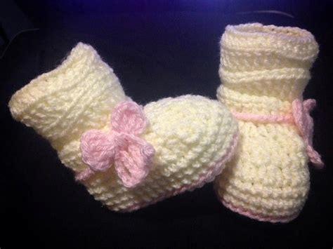 crochet 2017 para bebes botitas tejidas para beb 233 crochet 140 00 en mercado