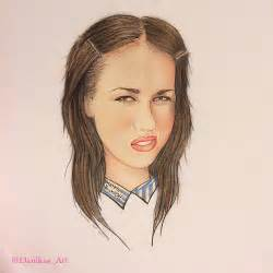 miranda sings drawing by danikas art26 on deviantart