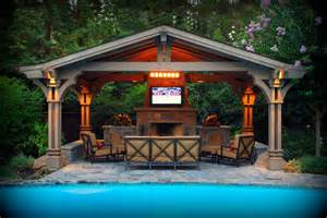 Pool Pavilion Plans by 13 Pool Pavilion Designs Images Backyard Pool Pavilion